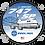 Thumbnail: Adesivo Bolacha Boeing 747SP PanAm