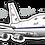 Thumbnail: Adesivo Silhueta Boeing 747SP NASA SOFIA