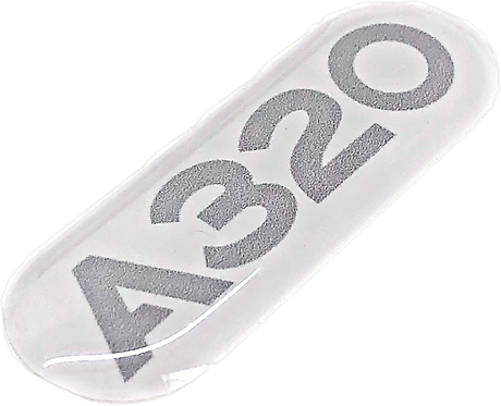 Adesivo Resinado Airbus A320