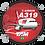 Thumbnail: Adesivo Bolacha Airbus A319 IAE TAM