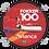 Thumbnail: Adesivo Bolacha Fokker 100 Avianca Brasil