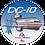 Thumbnail: Adesivo Bolacha Douglas DC-10 American