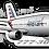 Thumbnail: Adesivo Silhueta Boeing 777-300ER American Airlines