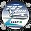 Thumbnail: Adesivo Bolacha Boeing 727-200 VASP