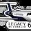 Thumbnail: Adesivo Silhueta Embraer Legacy 600
