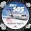 Thumbnail: Adesivo Bolacha Embraer ERJ-145 American Eagle