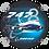 Thumbnail: Adesivo Bolacha Boeing 747-8