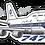 Thumbnail: Adesivo Silhueta Boeing 747-300 VARIG