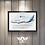 Thumbnail: Pôster Perfil Boeing 737-500 RIO-SUL