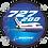 Thumbnail: Adesivo Bolacha Boeing 727-200