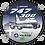 Thumbnail: Adesivo Bolacha Boeing 747-300 VARIG