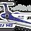 Thumbnail: Adesivo Silhueta Embraer ERJ-145