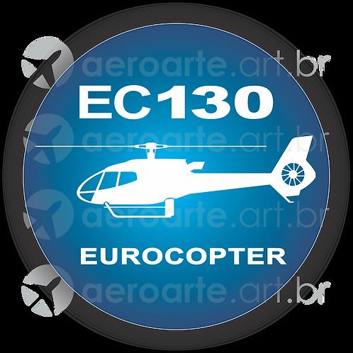 Adesivo Bolacha Eurocopter EC130