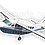 Thumbnail: Adesivo Silhueta Cessna C208B Grand Caravan