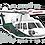 Thumbnail: Adesivo Silhueta Sikorsky S-76 TUPI OIL