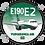 Thumbnail: Adesivo Bolacha E190 E2 TUPIARANGA AIR