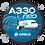 Thumbnail: Adesivo Bolacha Airbus A330 NEO