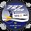 Thumbnail: Adesivo Bolacha Boeing 727-200F VARIG LOG