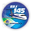 Thumbnail: Adesivo Bolacha Embraer ERJ-145