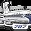 Thumbnail: Adesivo Silhueta Boeing 707 VARIG
