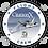 Thumbnail: Adesivo Bolacha Cessna Citation X