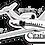 Thumbnail: Adesivo Silhueta Cessna Citation X