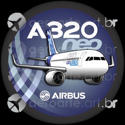 Adesivos Airbus