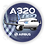 Thumbnail: Adesivo Bolacha Airbus A320 NEO