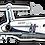 Thumbnail: Adesivo Silhueta McDonnell Douglas MD-80