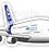 Thumbnail: Adesivo Silhueta Airbus A380