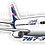 Thumbnail: Adesivo Silhueta Boeing 767-300 LATAM