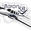 Thumbnail: Adesivo Silhueta Beechcraft Baron 58