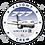 Thumbnail: Adesivo Bolacha Boeing 777 United 3ª Pintura