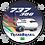 Thumbnail: Adesivo Bolacha Boeing 737-300 Transbrasil 4ª Pintura