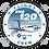 Thumbnail: Adesivo Bolacha Embraer EMB-120 Brasília Rio-Sul
