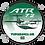 Thumbnail: Adesivo Bolacha ATR-72 TUPIARANGA AIR