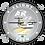 Thumbnail: Adesivo Bolacha ATR 72 Passaredo