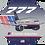 Thumbnail: Adesivo Bolacha Boeing 777 United 1ª Pintura