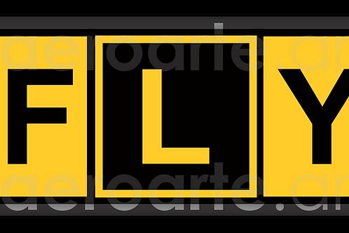 Adesivo FLY