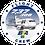 Thumbnail: Adesivo Bolacha Boeing 737-300 BRA