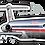 Thumbnail: Adesivo Silhueta McDonnell Douglas MD-80 American Airlines