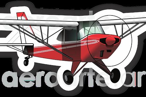 Adesivo Silhueta Aero Boero AB-115