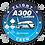 Thumbnail: Adesivo Bolacha Airbus A300 CRUZEIRO
