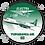 Thumbnail: Adesivo Bolacha L-188 ELECTRA II TUPIARANGA AIR