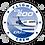Thumbnail: Adesivo Bolacha Bombardier CRJ-200