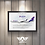 Thumbnail: Pôster Perfil Boeing 767-300F LATAM CARGO