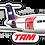 Thumbnail: Adesivo Silhueta Fokker 100 TAM