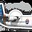 Thumbnail: Adesivo Silhueta Fokker 50