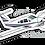 Thumbnail: Adesivo Silhueta Piper Corisco Turbo