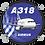 Thumbnail: Adesivo Bolacha Airbus A318